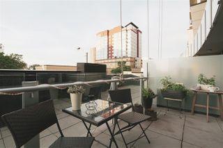 Photo 30: 202 11969 JASPER Avenue in Edmonton: Zone 12 Condo for sale : MLS®# E4197489