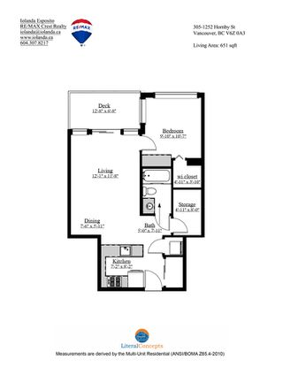 """Photo 39: 305 1252 HORNBY Street in Vancouver: Downtown VW Condo for sale in """"PURE"""" (Vancouver West)  : MLS®# R2498958"""