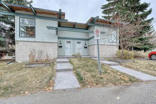 Main Photo: 1 333 Braxton Place SW in Calgary: Braeside Semi Detached for sale : MLS®# A1041206