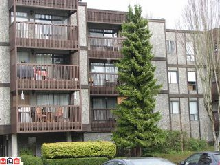"Photo 1: 304 13507 96TH Avenue in Surrey: Whalley Condo for sale in ""Parkwoods - Balsam"" (North Surrey)  : MLS®# F1209123"