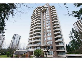 "Photo 1: 802 5790 PATTERSON Avenue in Burnaby: Metrotown Condo for sale in ""The Regent"" (Burnaby South)  : MLS®# V988077"
