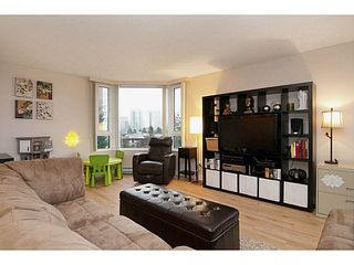"Photo 3: 802 5790 PATTERSON Avenue in Burnaby: Metrotown Condo for sale in ""The Regent"" (Burnaby South)  : MLS®# V988077"