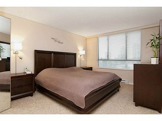 "Photo 7: 802 5790 PATTERSON Avenue in Burnaby: Metrotown Condo for sale in ""The Regent"" (Burnaby South)  : MLS®# V988077"