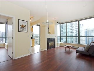 Photo 1: 2702 1239 W GEORGIA Street in Vancouver: Coal Harbour Condo for sale (Vancouver West)  : MLS®# V977076