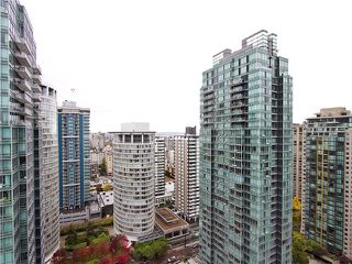 Photo 9: 2702 1239 W GEORGIA Street in Vancouver: Coal Harbour Condo for sale (Vancouver West)  : MLS®# V977076