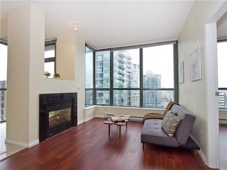 Photo 2: 2702 1239 W GEORGIA Street in Vancouver: Coal Harbour Condo for sale (Vancouver West)  : MLS®# V977076