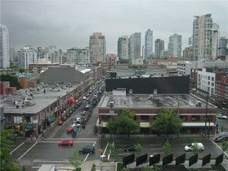 "Photo 1: 907 977 MAINLAND Street in Vancouver: Yaletown Condo for sale in ""YALETOWN 3"" (Vancouver West)  : MLS®# V1002805"