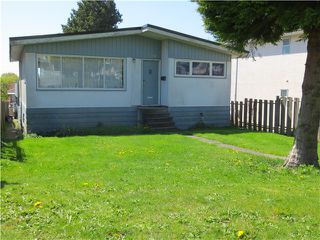 Main Photo: 1796 ISLAND Avenue in Vancouver: Fraserview VE House for sale (Vancouver East)  : MLS®# V1002950