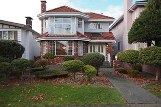 Photo 1: 7763 Cartier Street in Vancouver: Marpole Home for sale ()  : MLS®# V798542