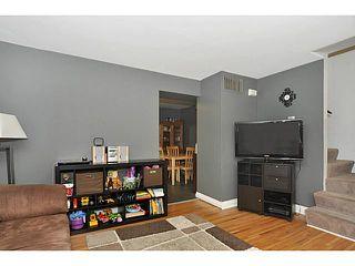 Photo 11: 553 REGAL Park NE in CALGARY: Renfrew Regal Terrace Townhouse for sale (Calgary)  : MLS®# C3570171
