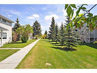 Photo 5: 553 REGAL Park NE in CALGARY: Renfrew Regal Terrace Townhouse for sale (Calgary)  : MLS®# C3570171