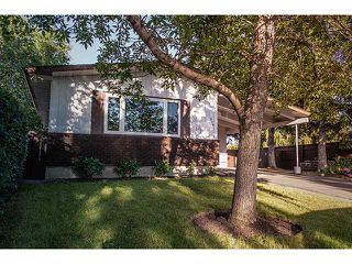 Photo 1: 356 ADAMS Crescent SE in CALGARY: Acadia Residential Detached Single Family for sale (Calgary)  : MLS®# C3577641