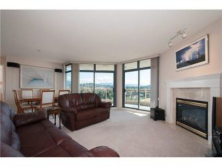 """Main Photo: 1302 4425 HALIFAX Street in Burnaby: Brentwood Park Condo for sale in """"POLARIS"""" (Burnaby North)  : MLS®# V1077789"""