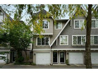 Photo 1: 19 12778 66TH AVENUE in Surrey: West Newton Townhouse for sale : MLS®# F1451418
