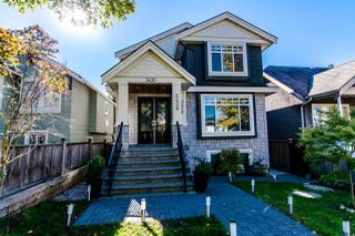 Photo 1: 3430 FRANKLIN STREET in Vancouver: Hastings East House for sale (Vancouver East)  : MLS®# R2115914
