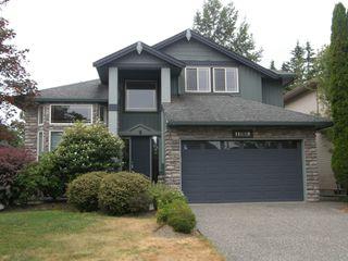 Main Photo: 11629 Creekside Street in : Cottonwood MR House  (Maple Ridge)  : MLS®# R2283995