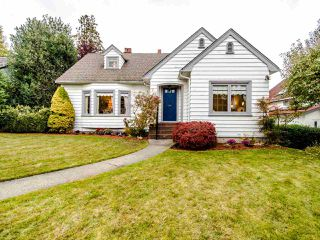 Main Photo: 219 SECOND Street in New Westminster: Queens Park House for sale : MLS®# R2414033
