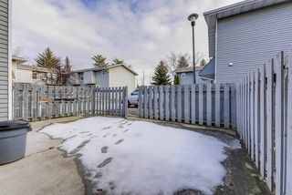Photo 32: 12 4403 RIVERBEND Road in Edmonton: Zone 14 Townhouse for sale : MLS®# E4180793