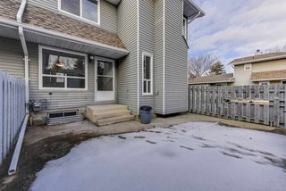 Photo 31: 12 4403 RIVERBEND Road in Edmonton: Zone 14 Townhouse for sale : MLS®# E4180793