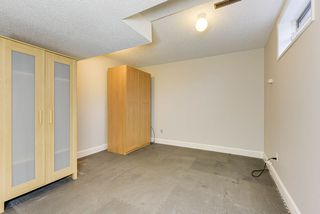 Photo 27: 12 4403 RIVERBEND Road in Edmonton: Zone 14 Townhouse for sale : MLS®# E4180793