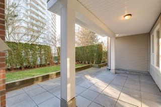 "Photo 15: 110 4783 DAWSON Street in Burnaby: Brentwood Park Condo for sale in ""COLLAGE"" (Burnaby North)  : MLS®# R2423005"
