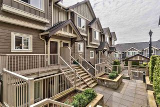 Photo 1: 228 368 ELLESMERE AVENUE in Burnaby: Capitol Hill BN Townhouse for sale (Burnaby North)  : MLS®# R2168719