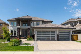Photo 1: 4208 WESTCLIFF Court in Edmonton: Zone 56 House for sale : MLS®# E4193125