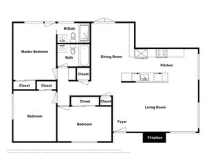 Photo 10: LA JOLLA House for rent : 3 bedrooms : 759 Bellevue Pl
