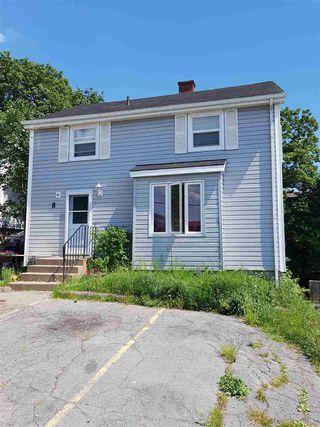 Main Photo: 8 Grove Street in Dartmouth: 10-Dartmouth Downtown To Burnside Multi-Family for sale (Halifax-Dartmouth)  : MLS®# 202010934
