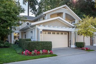 """Main Photo: 2 3500 144 Street in White Rock: Elgin Chantrell Townhouse for sale in """"The Crescent"""" (South Surrey White Rock)  : MLS®# R2471125"""