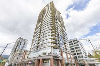 "Photo 1: 1401 400 CAPILANO Road in Port Moody: Port Moody Centre Condo for sale in ""ARIA2"" : MLS®# R2479307"