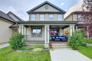 Main Photo: 29 EVERMEADOW Manor SW in Calgary: Evergreen Detached for sale : MLS®# A1019310