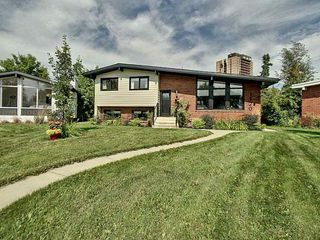 Main Photo: 11120 53 Avenue in Edmonton: Zone 15 House for sale : MLS®# E4209394