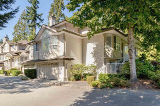Photo 1: 150 101 PARKSIDE Drive in Port Moody: Heritage Mountain Townhouse for sale : MLS®# R2495515
