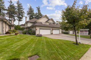 "Photo 1: 5822 122 Street in Surrey: Panorama Ridge Townhouse for sale in ""LakeBridge"" : MLS®# R2523031"