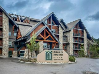 Photo 1: 231 901 Mountain Street: Canmore Apartment for sale : MLS®# A1054508
