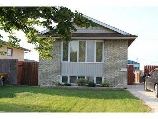 Photo 1: 175 Lynn Lake Drive in WINNIPEG: Transcona Residential for sale (North East Winnipeg)  : MLS®# 1214459