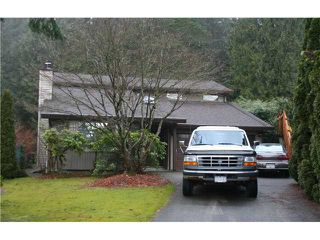 Photo 1: 1712 HEATHER Place in Port Moody: Mountain Meadows House for sale : MLS®# V991513