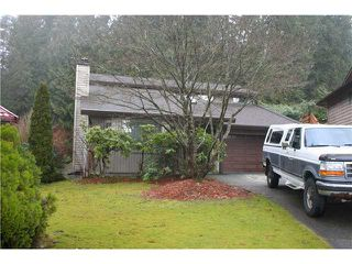 Photo 2: 1712 HEATHER Place in Port Moody: Mountain Meadows House for sale : MLS®# V991513