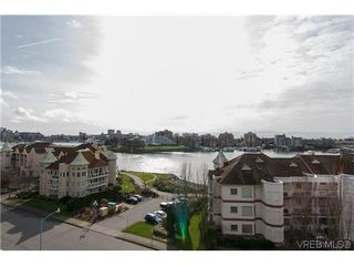 Photo 5: 508 68 Songhees Rd in VICTORIA: VW Songhees Condo for sale (Victoria West)  : MLS®# 633460