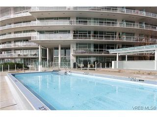 Photo 19: 508 68 Songhees Rd in VICTORIA: VW Songhees Condo for sale (Victoria West)  : MLS®# 633460