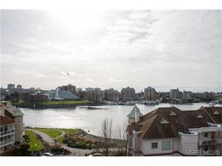 Photo 2: 508 68 Songhees Rd in VICTORIA: VW Songhees Condo for sale (Victoria West)  : MLS®# 633460
