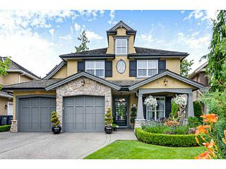 "Photo 1: 3879 154TH Street in Surrey: Morgan Creek House for sale in ""IRONWOOD"" (South Surrey White Rock)  : MLS®# F1416726"