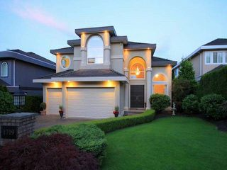 "Photo 1: 1719 SPYGLASS Court in Coquitlam: Westwood Plateau House for sale in ""HAMPTON ESTATES"" : MLS®# V1074049"