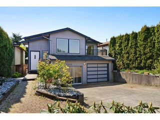 Main Photo: 2322 WAKEFIELD DR in Langley: Willoughby Heights House for sale : MLS®# F1438571