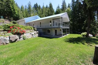 Main Photo: 2638 Airstrip Road in Anglemont: North Shuswap House for sale (Shuswap)  : MLS®# 10110214