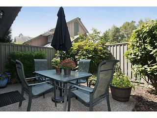 Photo 12: # 37 900 W 17TH ST in North Vancouver: Hamilton Townhouse for sale : MLS®# V1080074