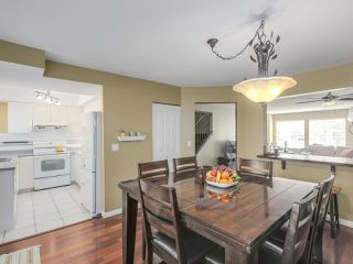 Photo 8: 53 2600 BEAVERBROOK CRESCENT in Burnaby: Simon Fraser Hills Townhouse for sale (Burnaby North)  : MLS®# R2100612