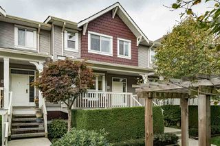 Photo 1: 24 5999 ANDREWS ROAD in Richmond: Steveston South Townhouse for sale : MLS®# R2334444