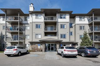 Photo 1: #326, 1180 Hyndman Road: Edmonton Condo  : MLS®#  E4155993
